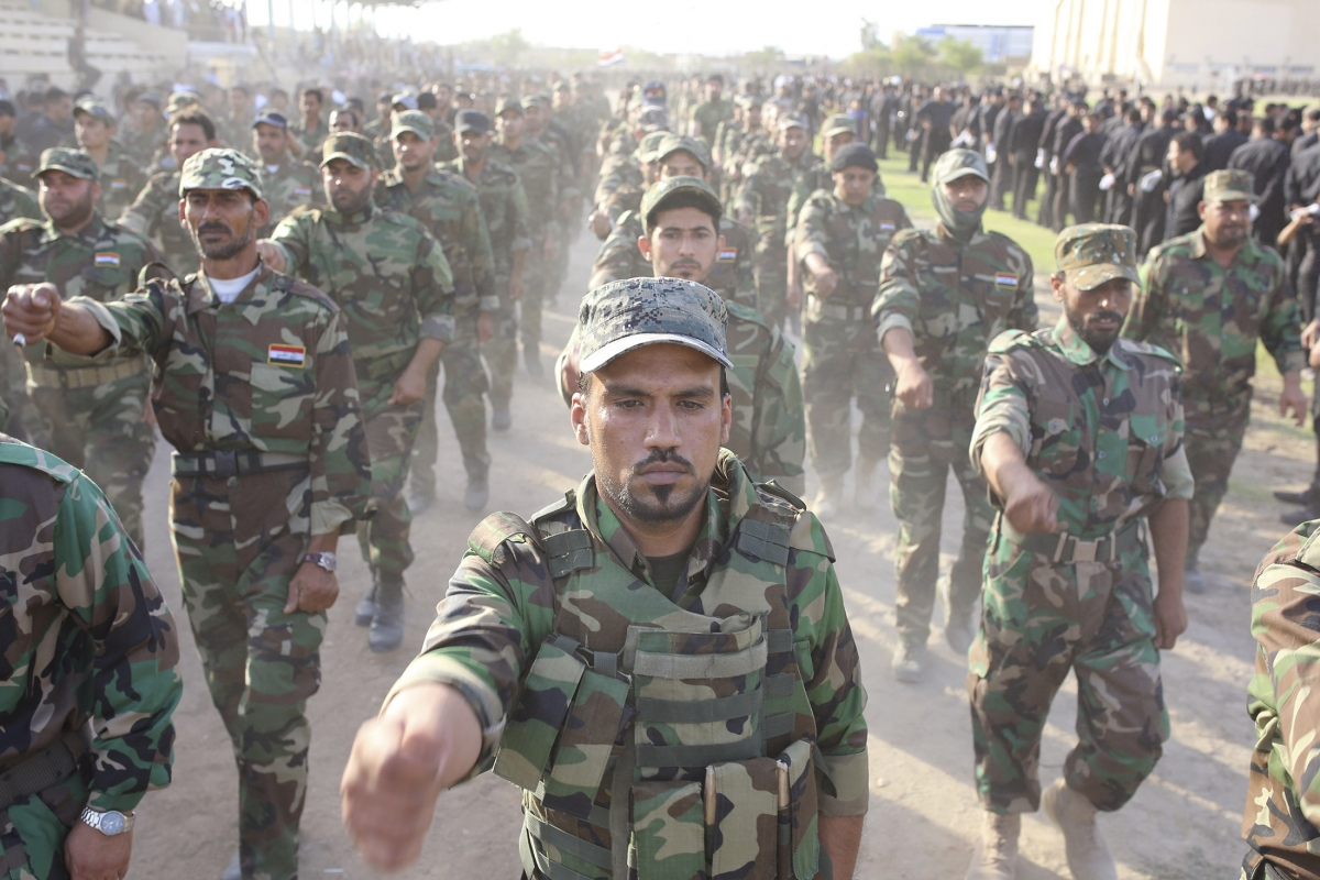 Iraq Isis Crisis: Shiite Leaders Scramble to Replace Nouri al-Maliki as PM