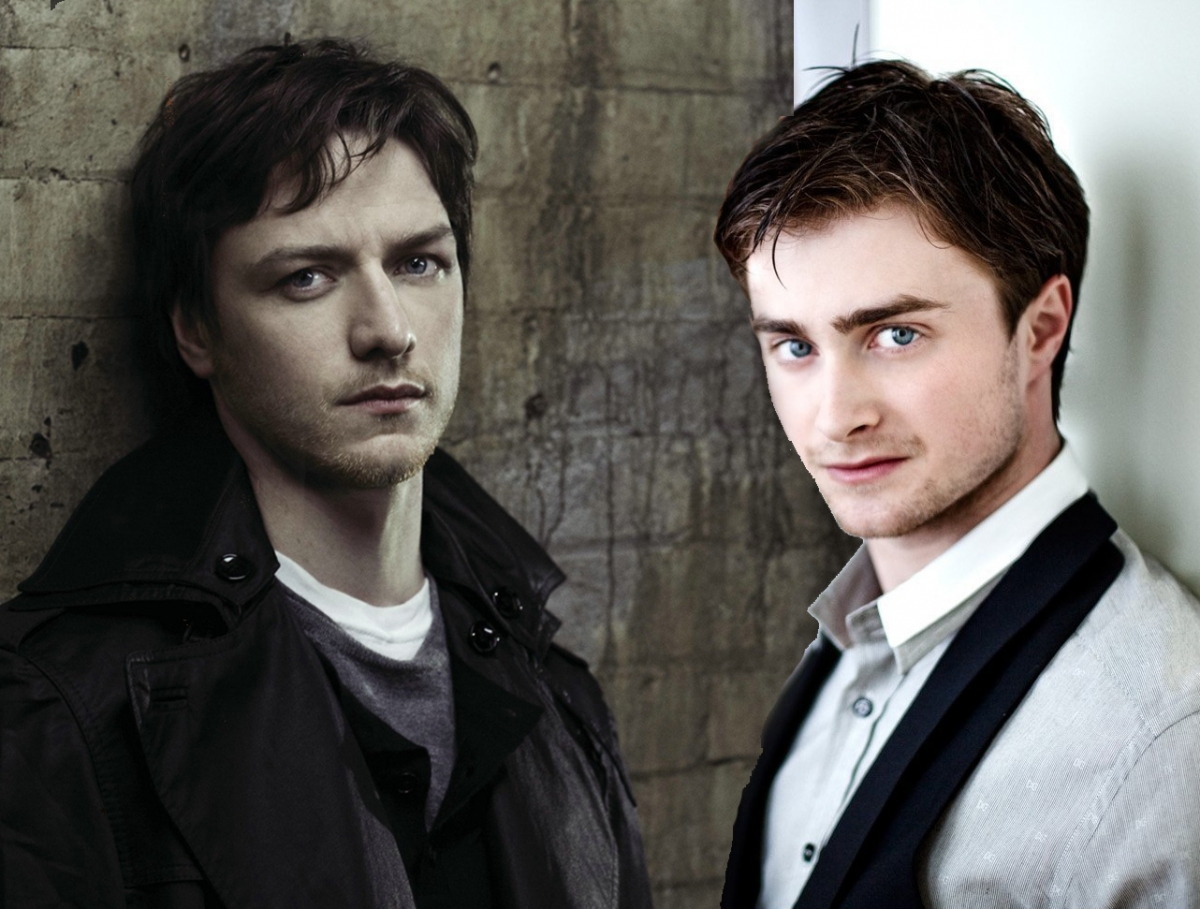James McAvoy and Daniel Radcliffe star in Victor Frankenstein