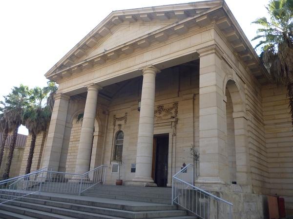 The Johannesburg Art Gallery