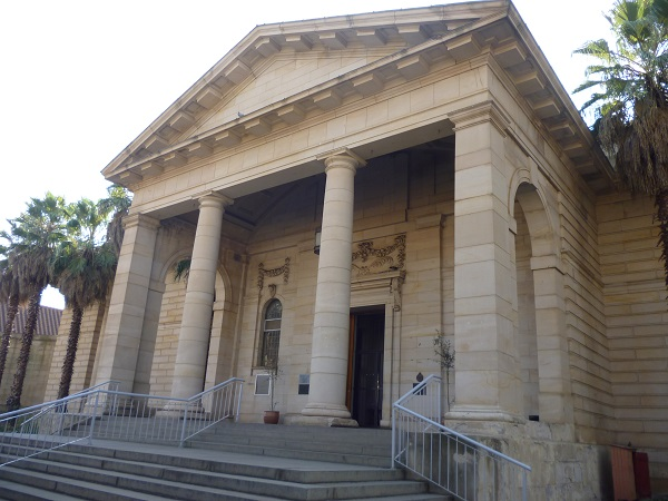 The Johannesburg Art Gallery