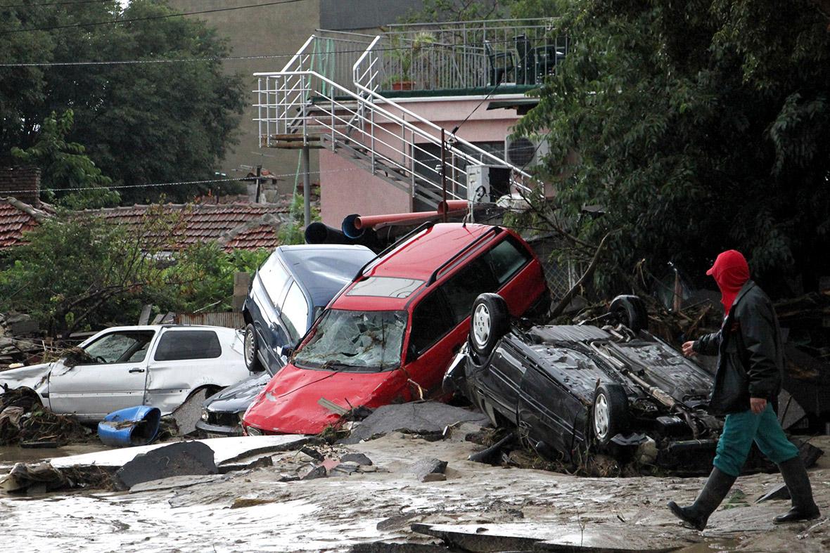 floods bulgaria
