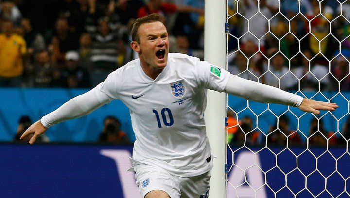 world cup england rooney