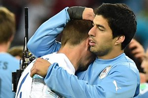 world cup england uruguay