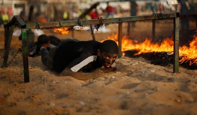 hamas summer camps fire