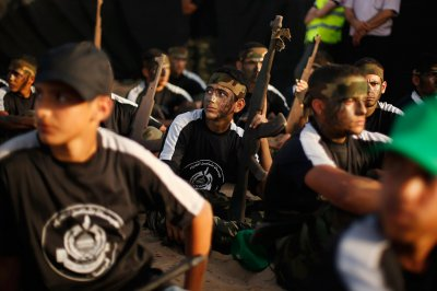 hamas summer camp children
