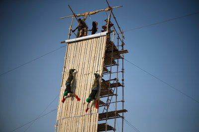 hamas summer camp tower