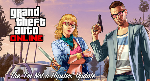 GTA 5 Online 1 14 Hipster Update: Hydraulics Mod, Vehicle