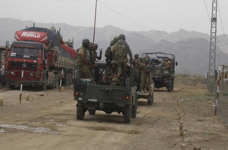 Pakistan airstrikes in North Waziristan