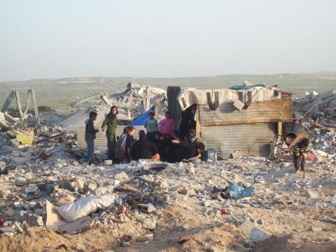 Jabalia camp Gaza strip