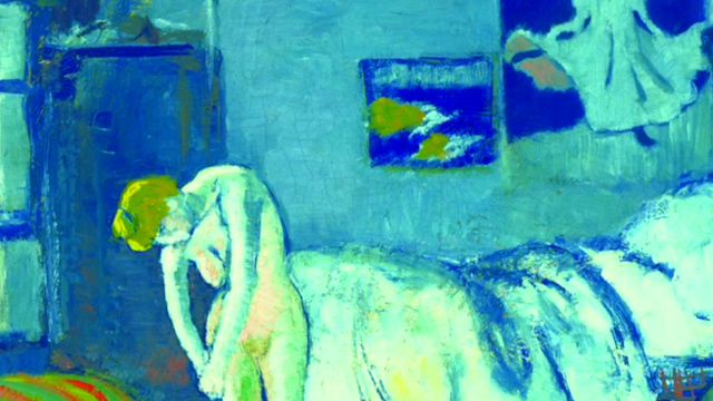 Art Experts Try to Identify Mystery Man Discovered Painted under Picasso's 'Blue Room'