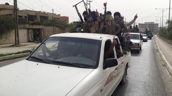 Isis Iraq Terror