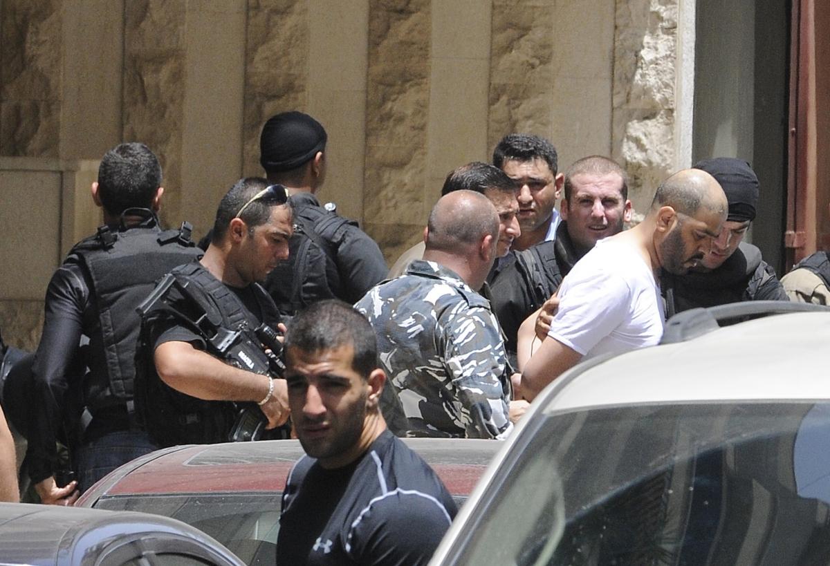 Iraq Beirut