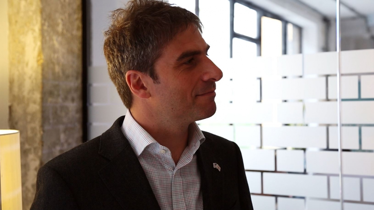 Tech City CEO Gerard Grech on How London Can Rival Silicon Valley