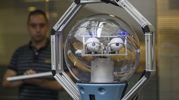 Meet Bob: The UK's First Ever Robot Security Guard