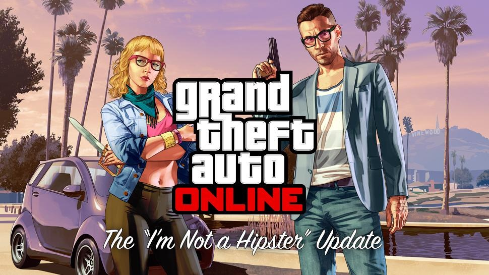 GTA 5 Online 1.14 I'm Not a Hipster Update: Ultra Quick Unlimited RP Glitches to Rank Up Fast