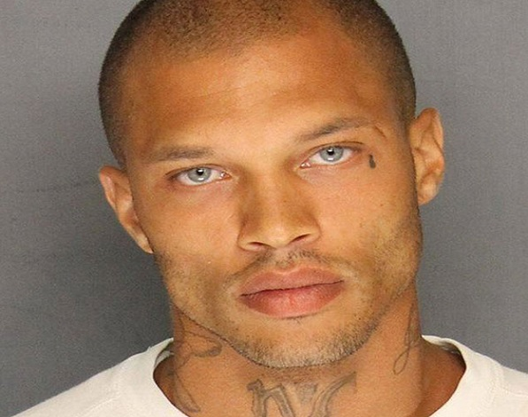 Criminal Jeremy Meeks has broken the hearts of his newly female fan base by announcing is he married