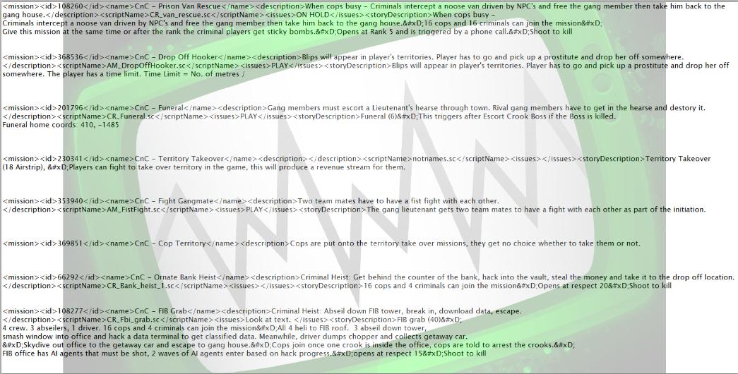 GTA 5 Online Heist DLC: Cops n Crooks Heist Missions Revealed via Leaked Game Script