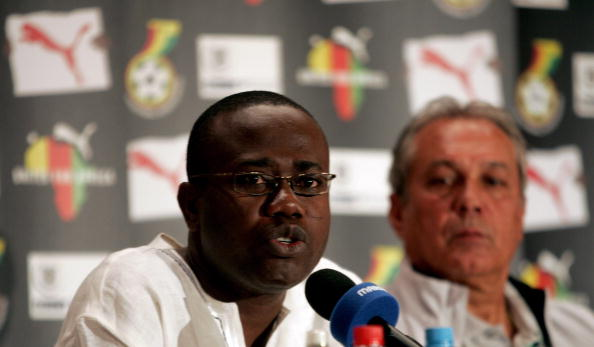 President of Ghanian FA