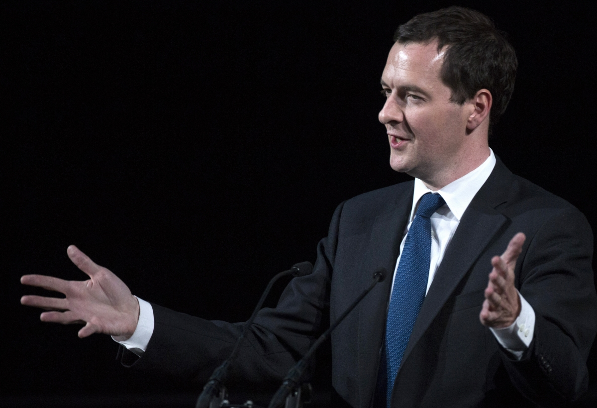 Osborne Appeals to Labour's Heartland By Eyeing 'Northern Powerhouse' Build