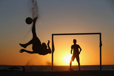 brazil beach football