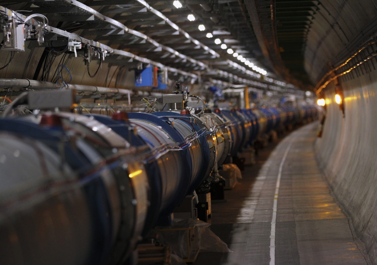 Scientists Discover Process Rarer Than Higgs Boson Particle