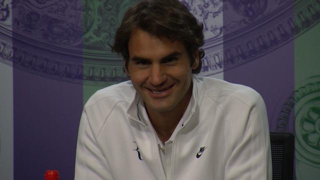Roger Federer Confident He Can Win Wimbledon