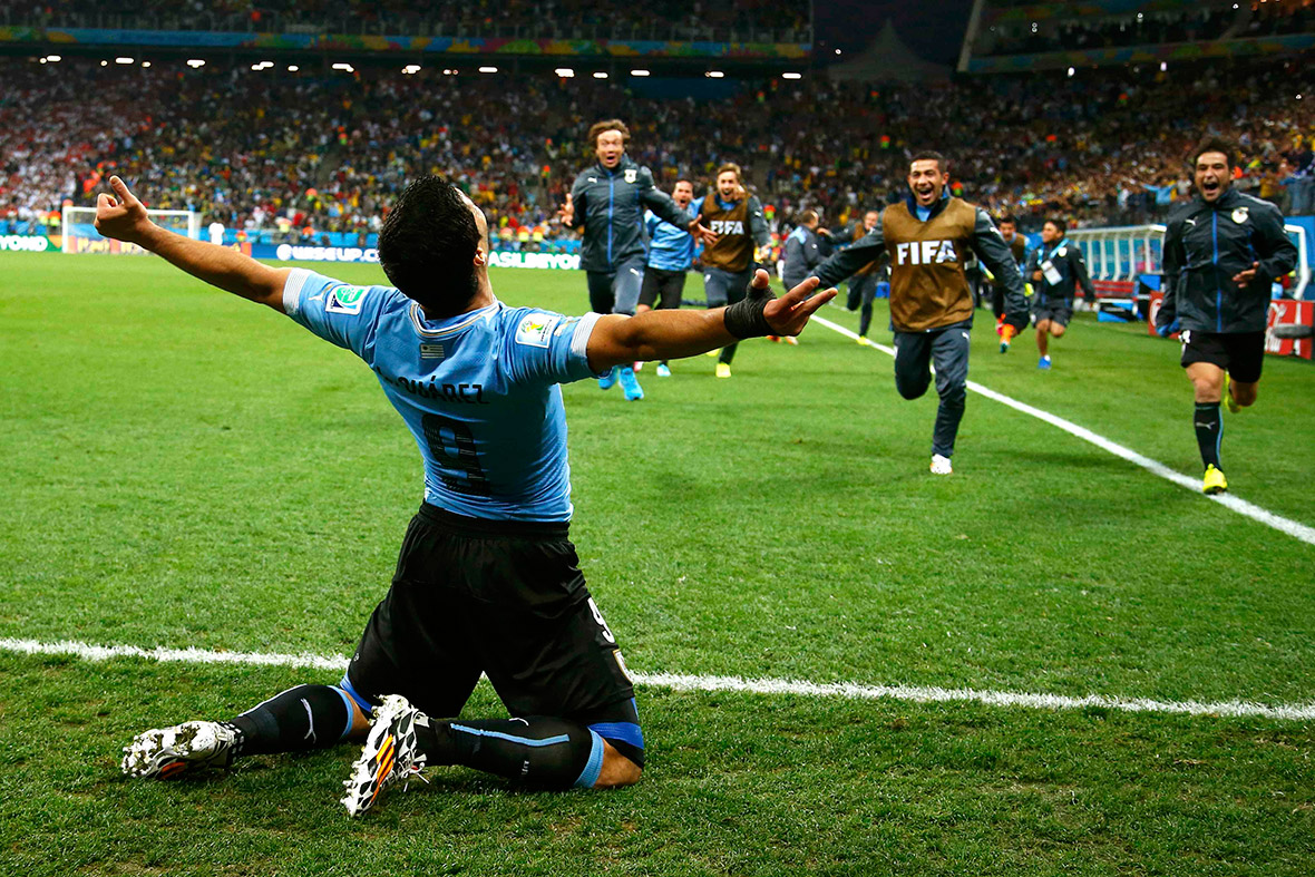 world cup goal celebration argentina