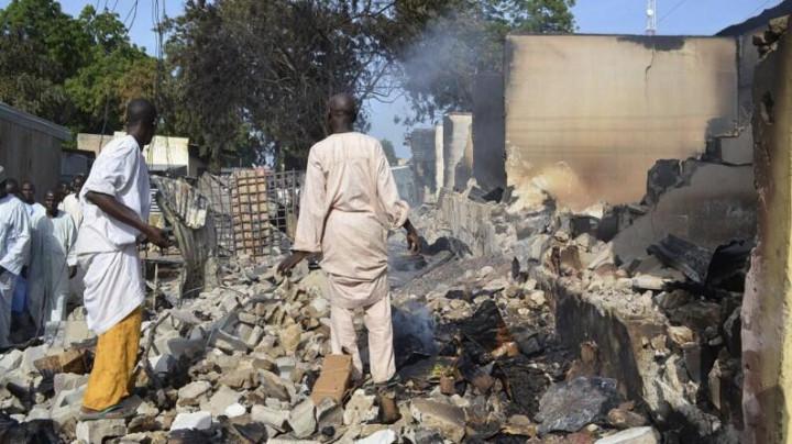 Kano Blast Nigeria