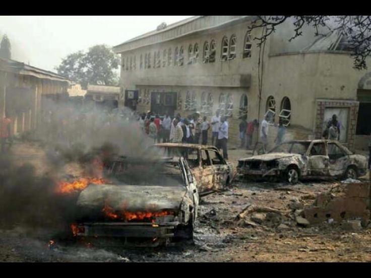 Kano Nigeria Boko Haram
