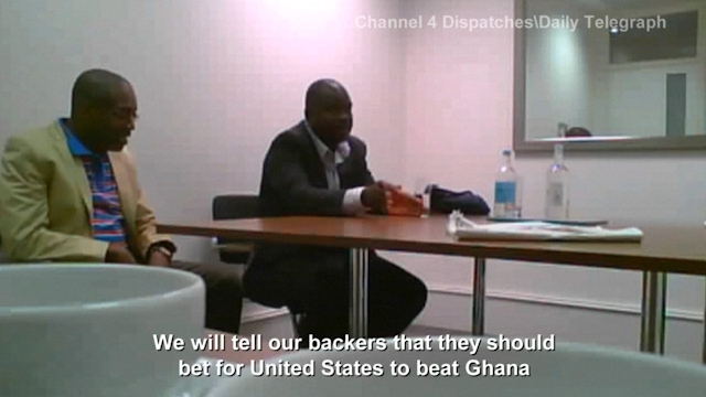 Ghana to Investigate Match-Rigging Report