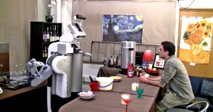 Cornell University researchers need your help to train a robot to complete kitchen tasks