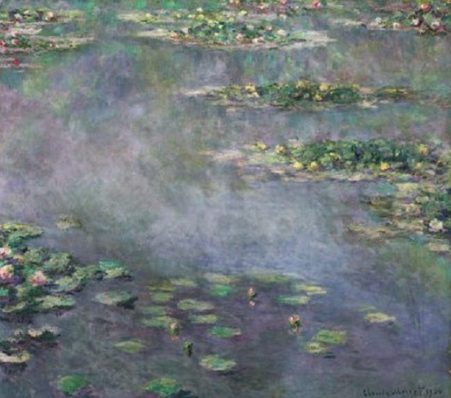 Monet's 'Water Lilies'