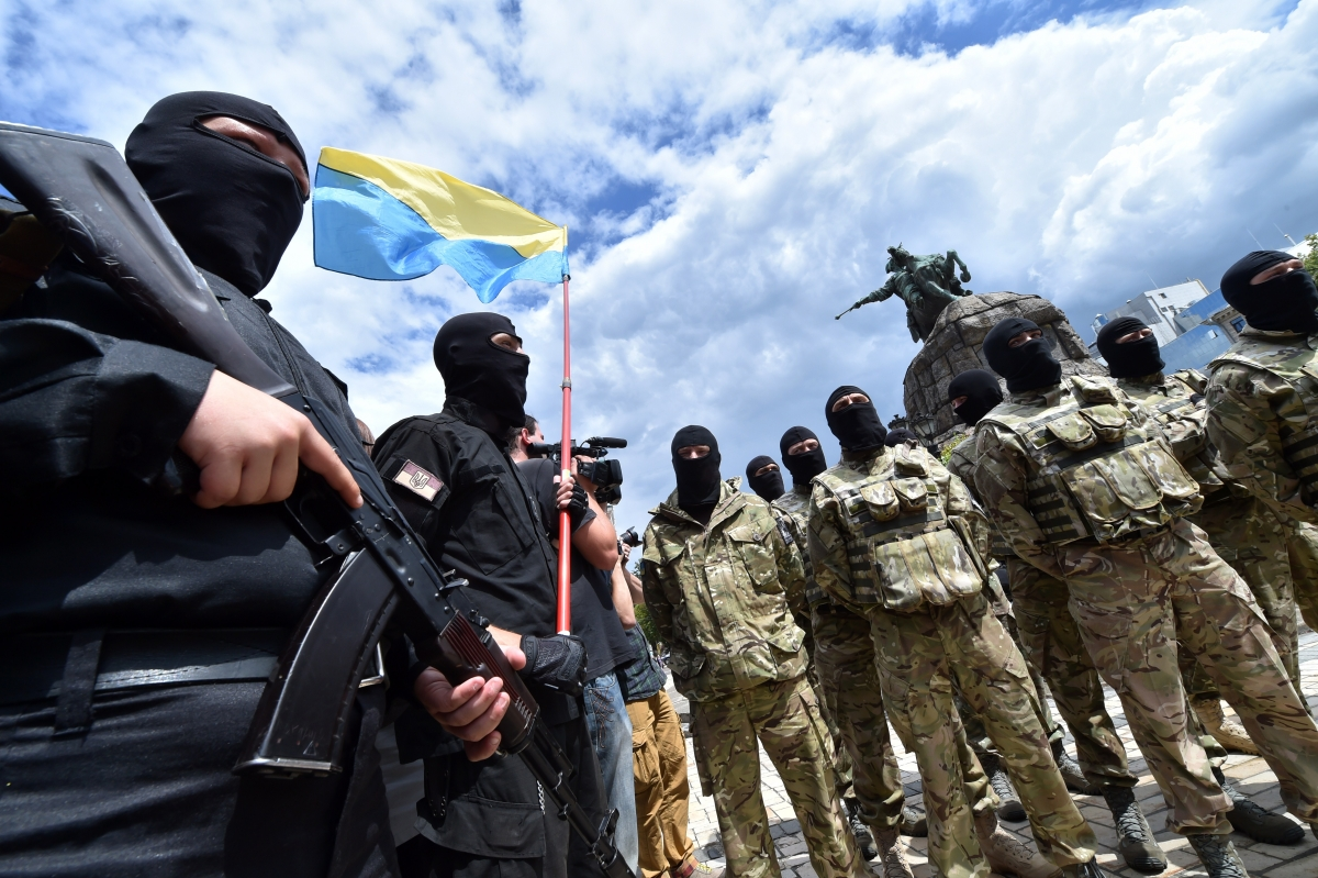 Ukraine Peace Talks Starts As Rebels Agree To Ceasefire