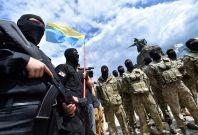 Ukraine Peace Talks Starts As Rebels Agree To Ceasefire