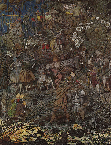 Richard Dadd's The Fairy Feller's Master-Stroke