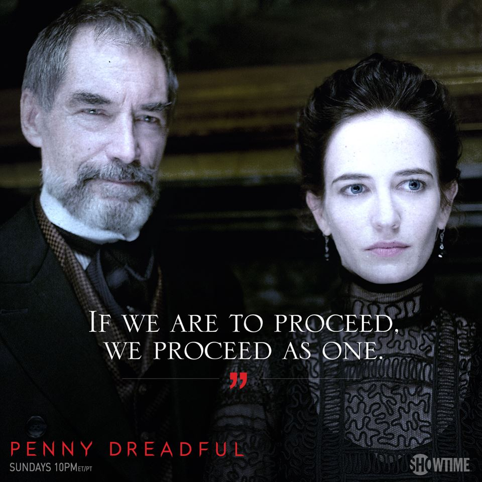 Penny Dreadful Finale Spoilers: Vanessa and Sir Malcolm to Face their Worst Nightmare