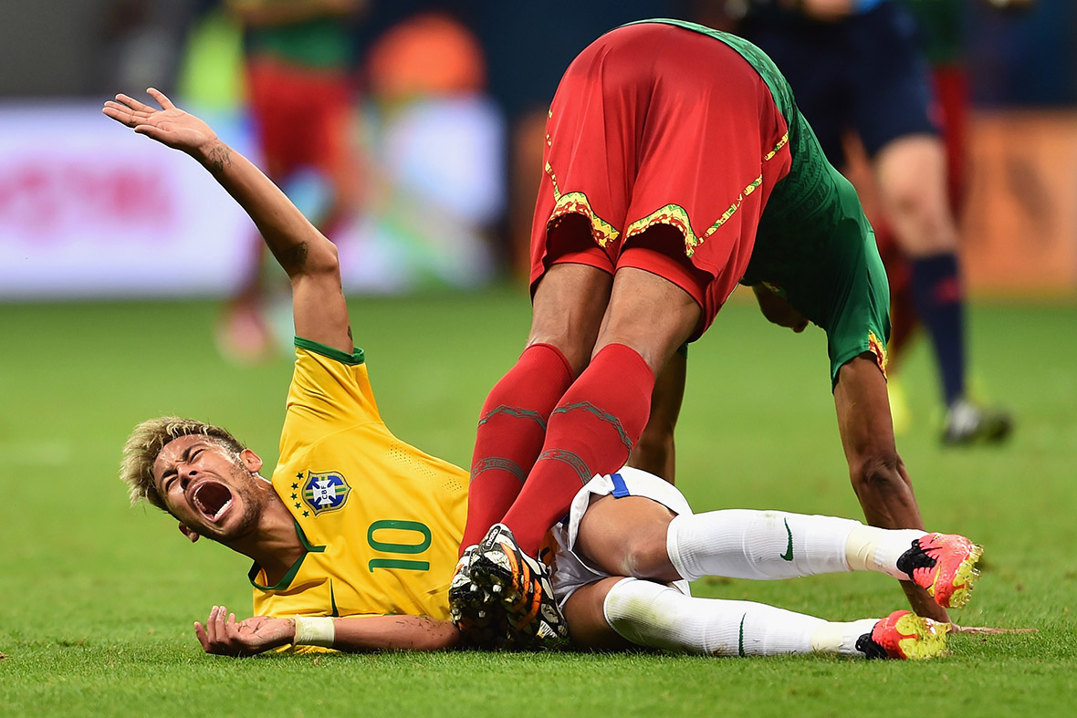 world cup brazil cameroon