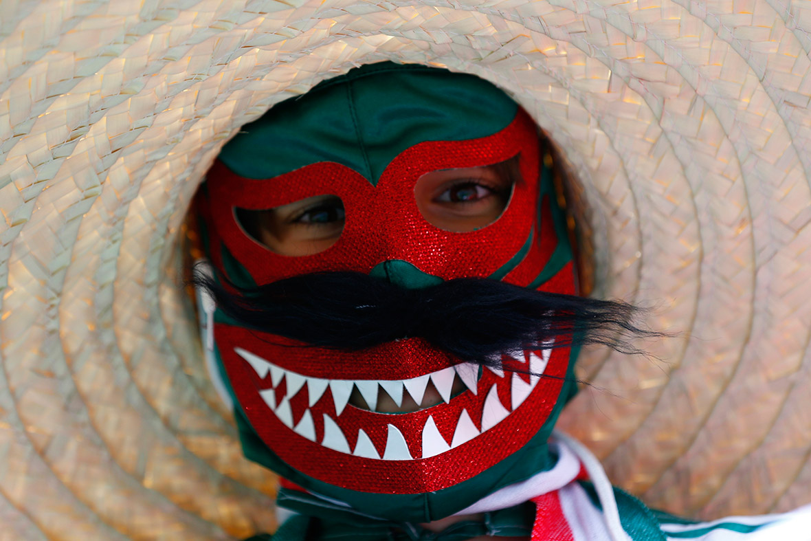 world cup fans mexico