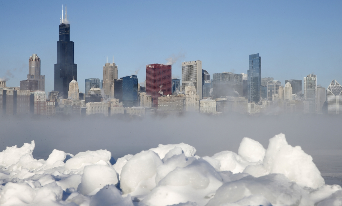 Chicago blizzard