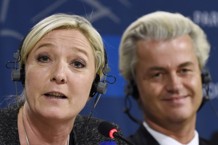Le Pen Wilders Far-Right EU Parliament Alliance Fails
