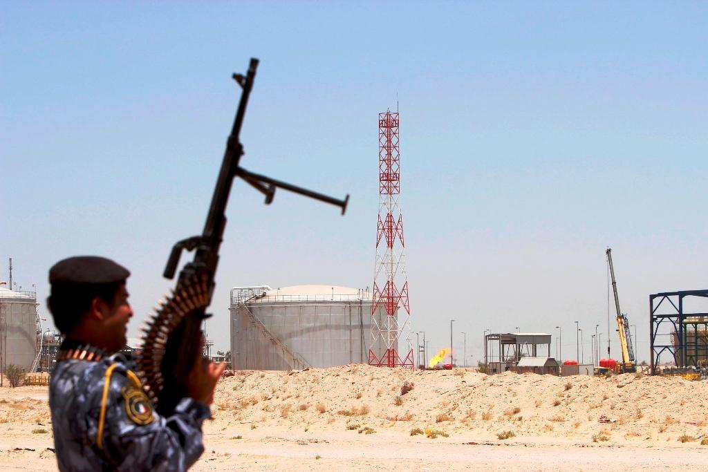 Zubair Oil Field Basra Iraq