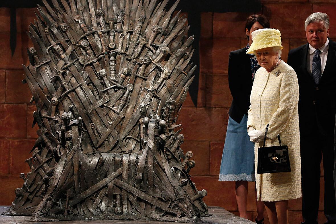 queen game of thrones