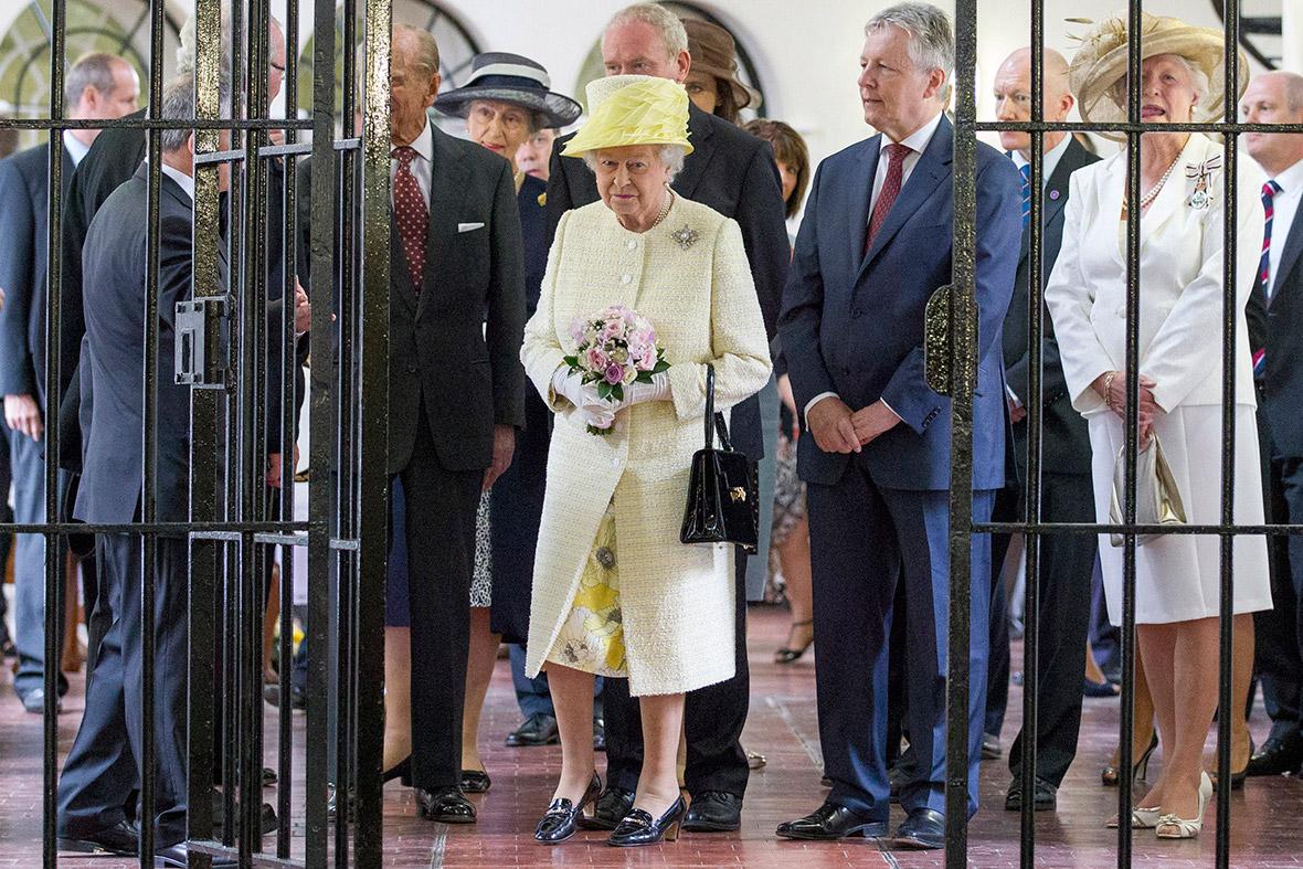 queen prison