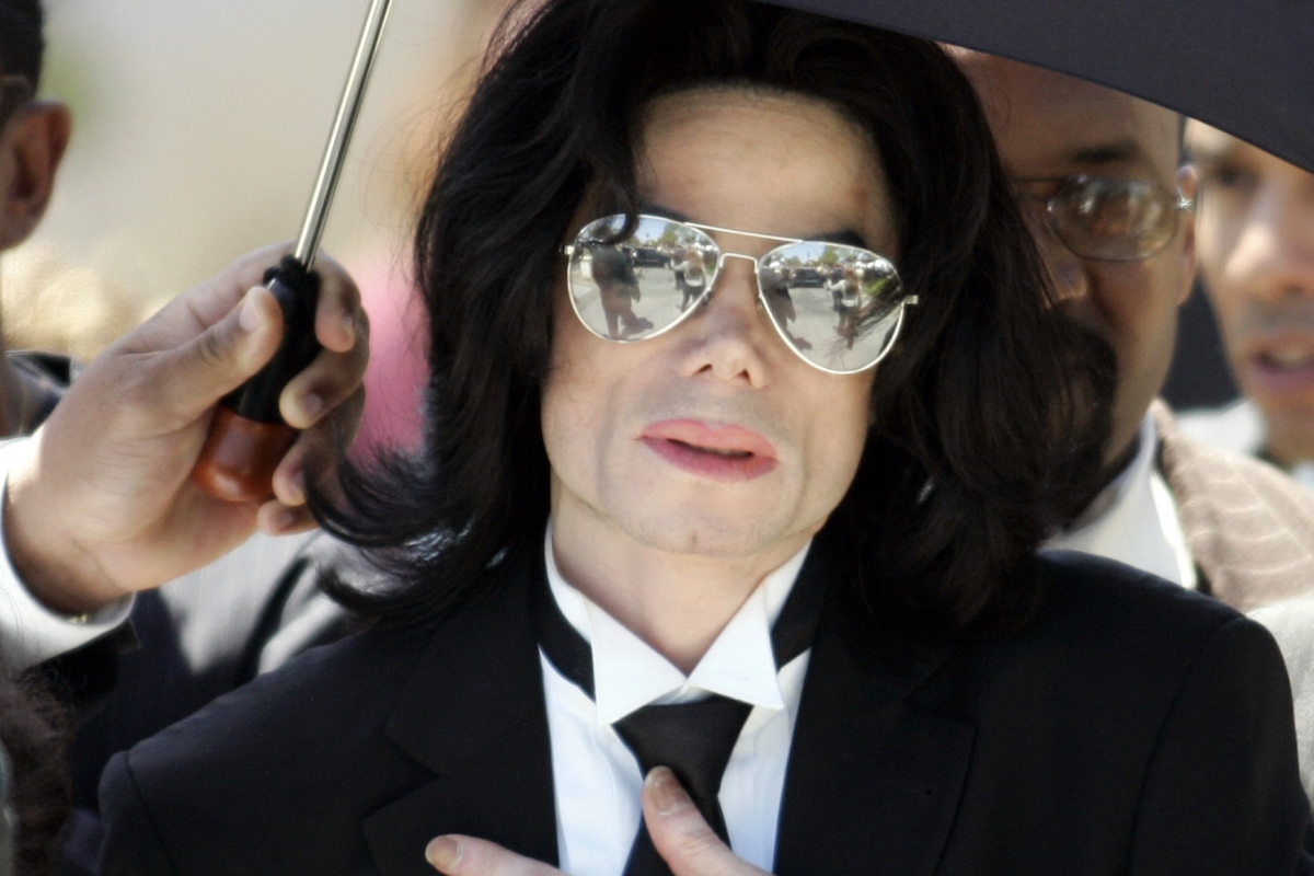 michael jackson sightings