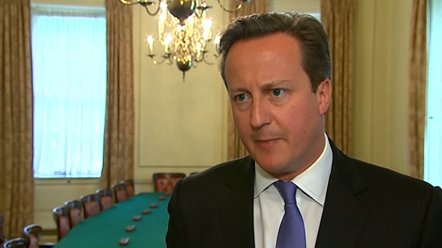 Cameron 'Sorry' for Employing Convicted Media Chief Coulson