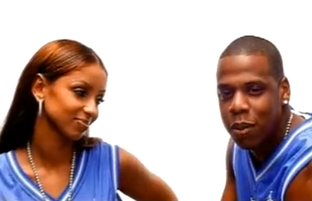 mya and Jay z