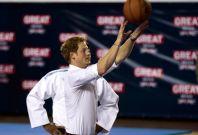 prince harry basketball