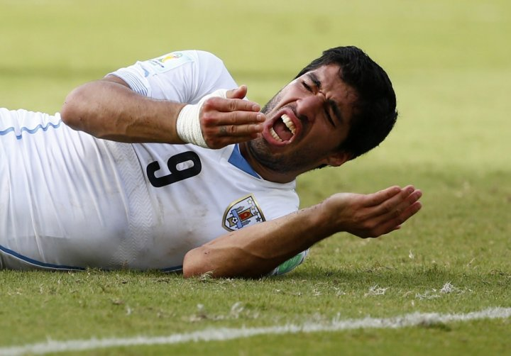 Fifa Initiates Disciplinary Action against Uruguay's Luis Suarez over Biting Controversy