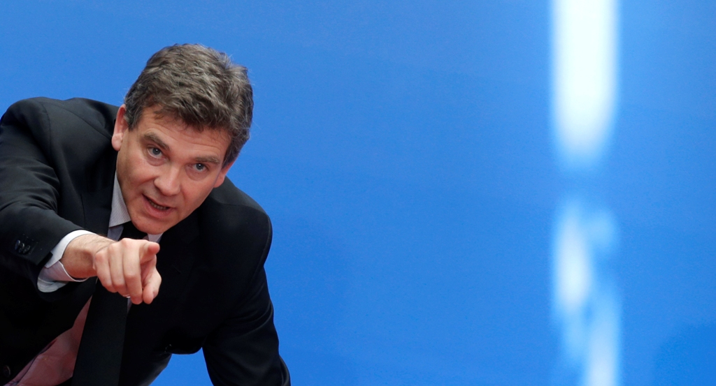 France Has Over €2bn On Hand to Fund Alstom Stake: Montebourg