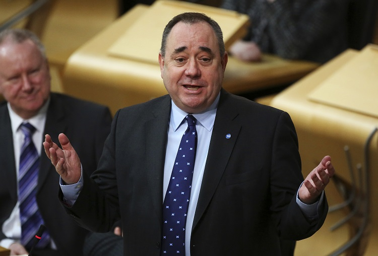 Scottish Independence: Prominent Lawyer Mike Dailly Apologises to Alex Salmond for 'Abusive' Tweet